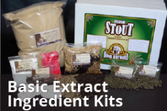 Basic Extract Ingredient Kits