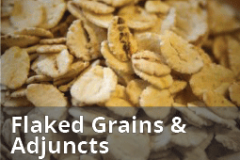 Flaked Grains and Adjuncts