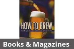 Beer Books and Magazines