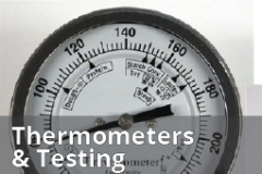 Thermometers and Testing