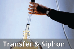 Transfer and Siphoning Equipment