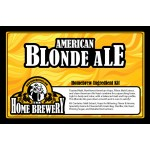 American Blonde  - All Grain Ingredient Kit