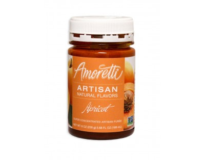 Apricot Super Concentrated Artisan Puree