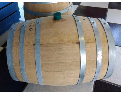 Used 5 Gallon Whisky Barrel