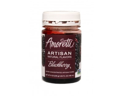 Blackberry Super Concentrated Artisan Puree