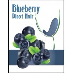 Labels - Blueberry Pinot Noir