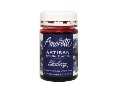 Blueberry Super Concentrated Artisan Puree