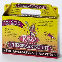 Mozzarella & Ricotta Cheesemaking Kit
