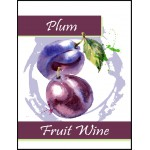 Labels - Plum Fruit Wine