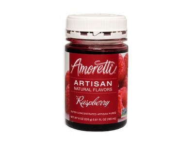 Raspberry Super Concentrated Artisan Puree