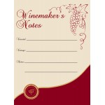 Labels - Winemaker's Notes