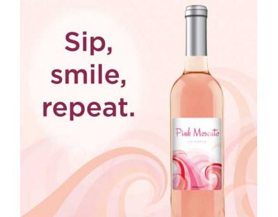 World Vineyard California Pink Moscato