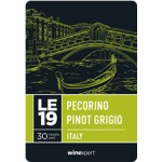 LE19 Pecorino Pinot Grigio - Available January 2020