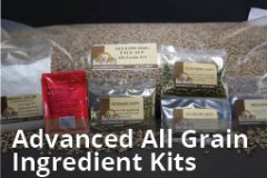 Advanced All Grain Recipe Kits