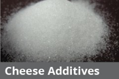 Cheesemaking Additives