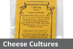Cheese Cultures and Molds
