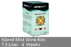 Island Mist Wine Ingredient Kits