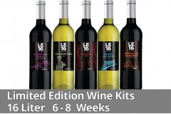 Limited Edition Wine Ingredient Kits