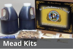 Mead Making Kits