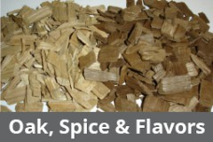 Herbs, Spices, Oak & Flavors