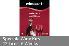Speciale Wine Ingredient Kits