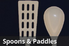 Spoons and Paddles