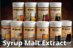 Liquid Malt Extract Syrup (LME)