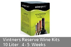 Vintners Reserve Wine Ingredient Kits