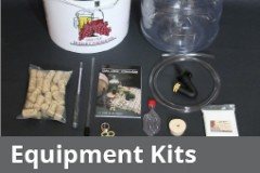 Wine Making Equipment Kits