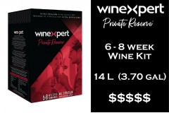 Winexpert Private Reserve Wine Ingredient Kits