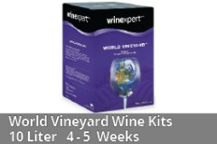 World Vineyard Wine Ingredient Kits