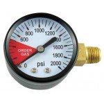 Replacement Gauge 0-2000