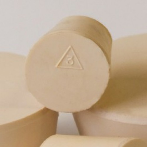 Solid Rubber Stopper 3