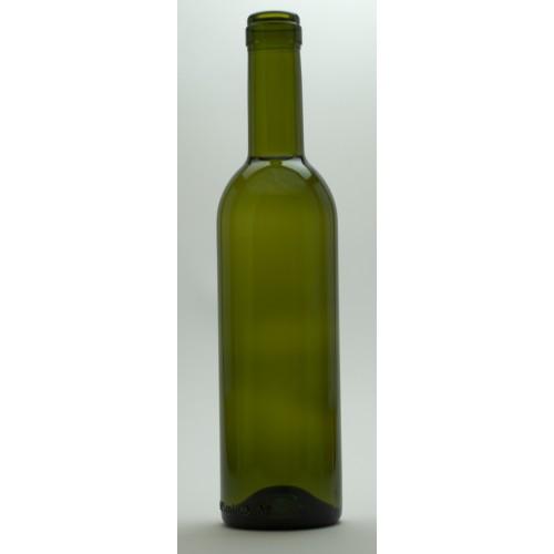 Green wine bottle 375ml for Green wine bottles