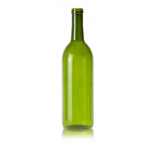 Green wine bottle 750ml for Green wine bottles