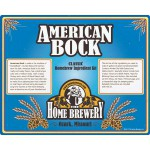 American Bock - All Grain Ingredient Kit