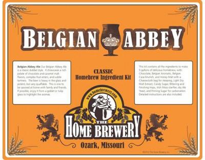 Belgian Abbey Ale Ingredient Kit