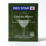 Red Star Cote des Blancs Yeast