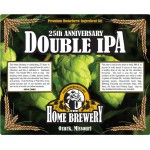 25th Anniversary Double IPA - All Grain Ingredient Kit