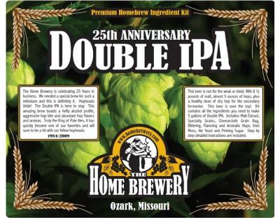 25th Anniversary Double IPA Ingredient Kit