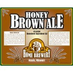 Honey Brown Ale - All Grain Ingredient Kit