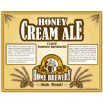Honey Cream Ale - All Grain Ingredient Kit