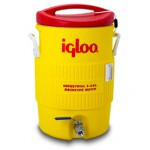 10 Gallon Igloo Cooler with Stainless Spigot