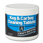 Keg & Carboy Cleaning Tablets