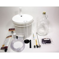 One Gallon Winemaking Equipment Kit