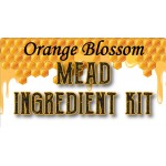 Orange Blossom Mead Ingredient Kit