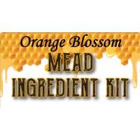 Orange Blossom Mead Ingredient Kit