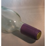 Purple Heat Shrink Cap 30 pk