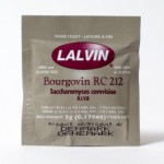 Lalvin Wine Yeast RC-212
