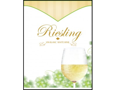 Labels - Riesling